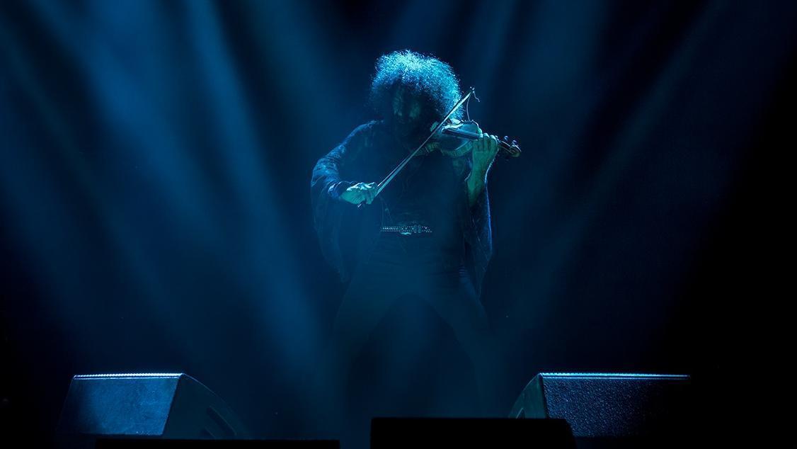 El violinista Ara Malikian estará en Magdalena Deluxe.