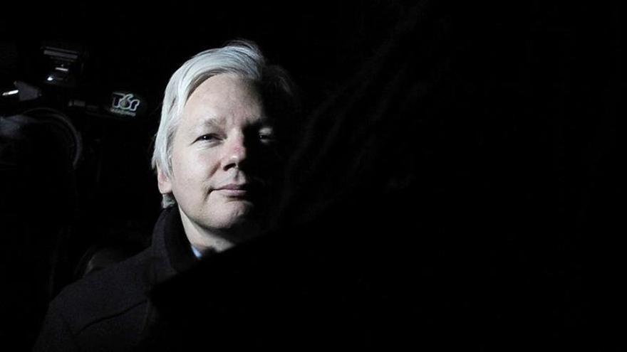 La Fiscalía cierra el caso Assange por la imposibilidad de hacer avanzar la investigación