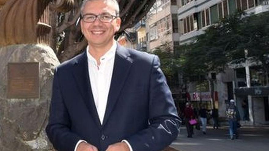 Dámaso Arteaga, concejal responsable del sector del taxi