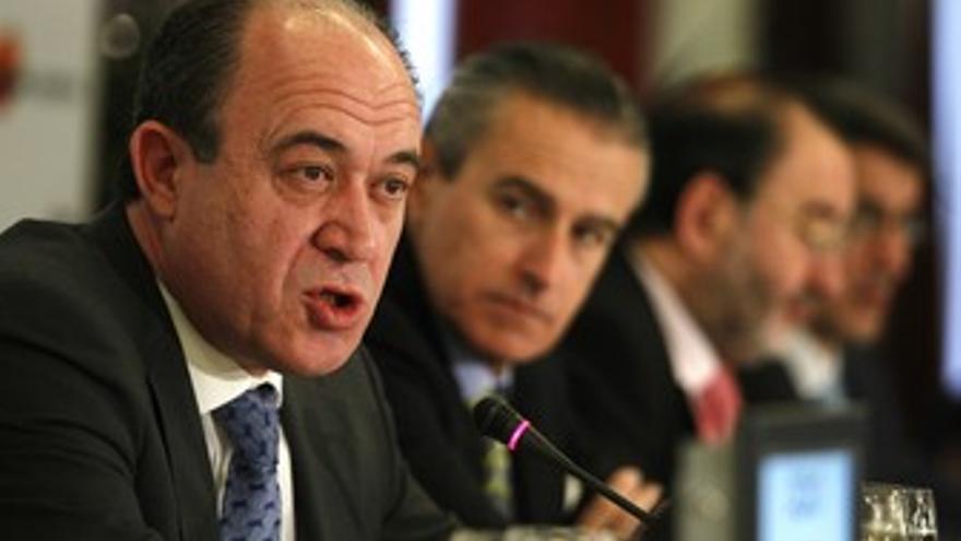 Director general de Loterías y Apuestas del Estado (LAE), Gonzalo Fernández Rodr