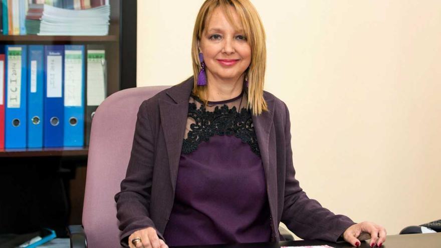 Sonia Mauricio, directora de la Unidad de Igualdad de la Universidad de Las Palmas de Gran Canaria (ULPGC).