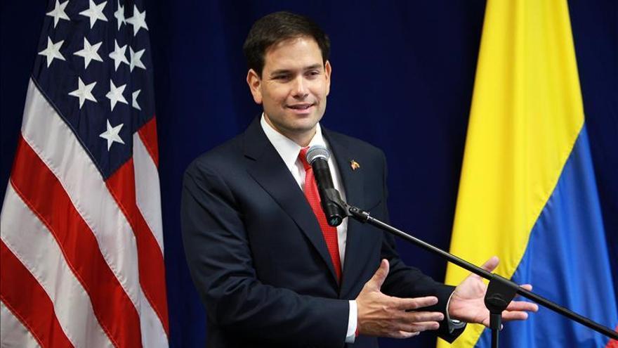 El senador Rubio sopesa ser candidato presidencial tras el éxito republicano