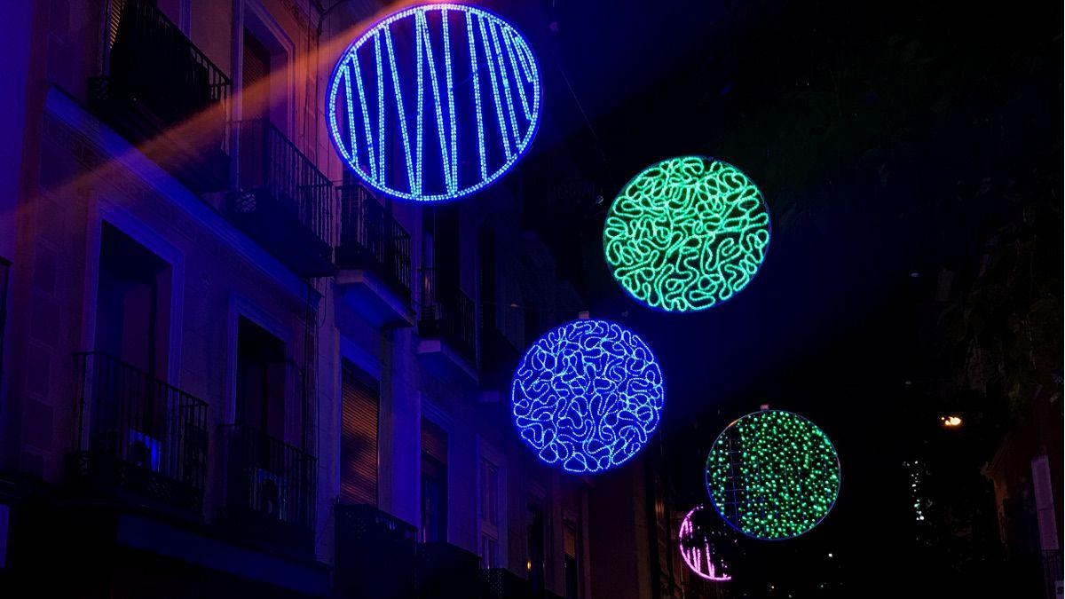 Luces de Navidad de la calle Hortaleza | SOMOS CHUECA