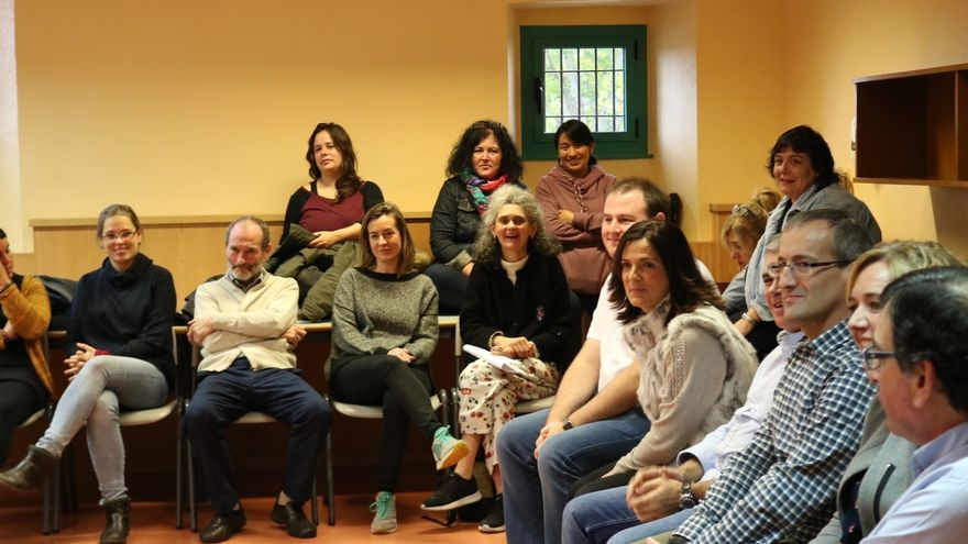 Artolazabal agradece a los componentes de Juventud Vasca Cooperante su aportación al desarrollo sostenible y solidario