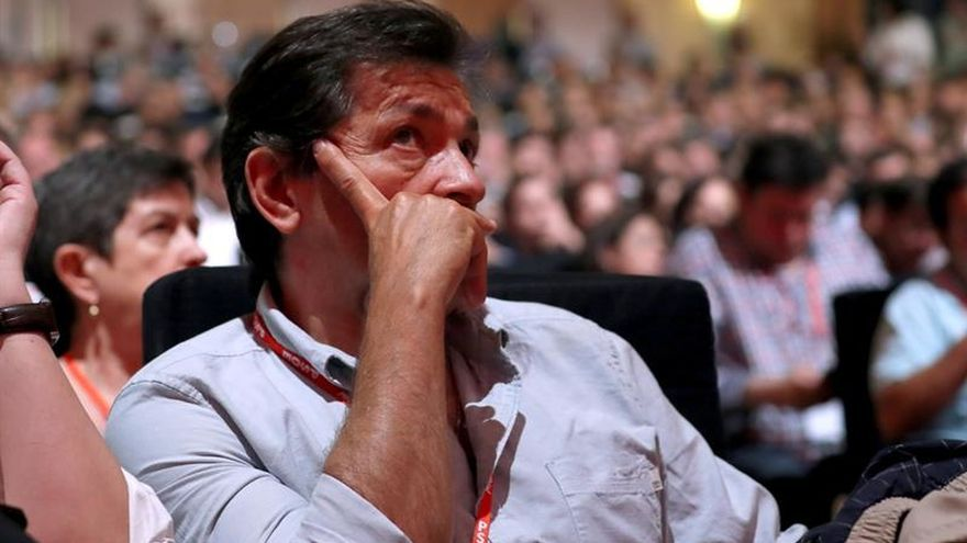 Javier Fernández: Ser moderado es no interpretar la política como un combate