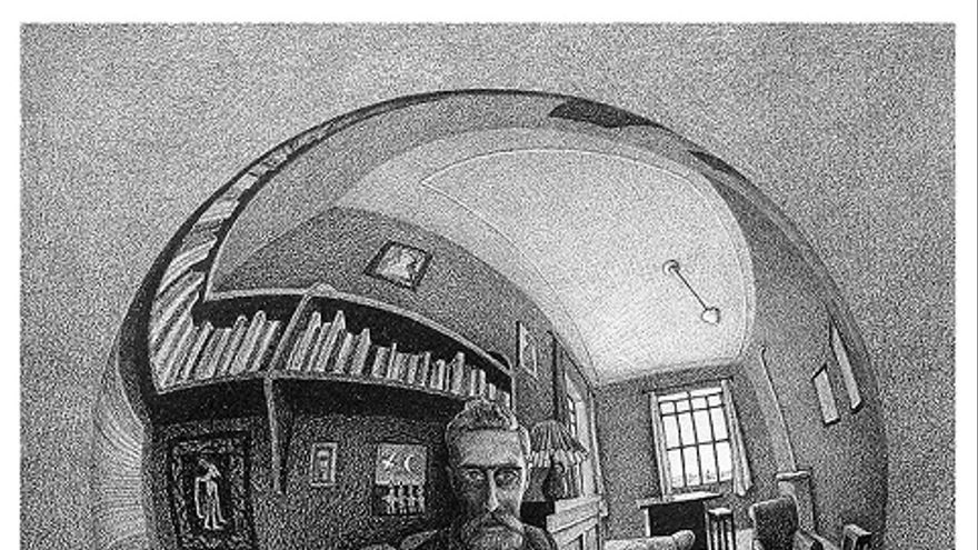 M.C. Escher: el artista que desafió al Islam con sus dibujos imposibles
