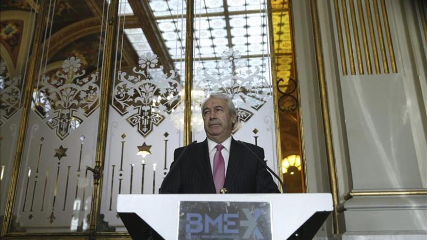 BME ganó 165 millones de euros en 2014, un 15 % más que un año antes