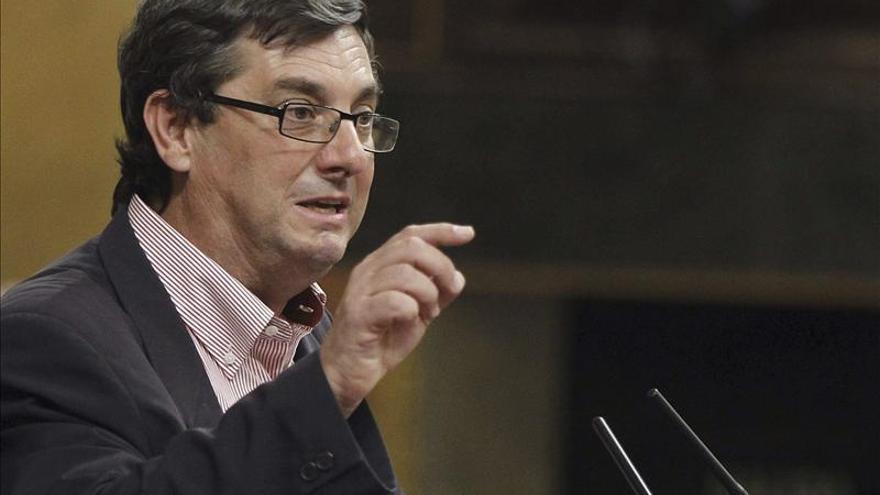 """IU afirma que la quiebra técnica de los partidos se evitaría quitando """"las campañas circo"""""""
