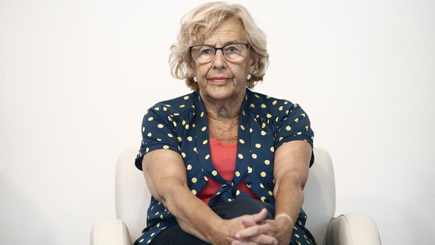 """Carmena afirma que los líderes del 1-O encarcelados """"no son presos políticos en absoluto"""""""