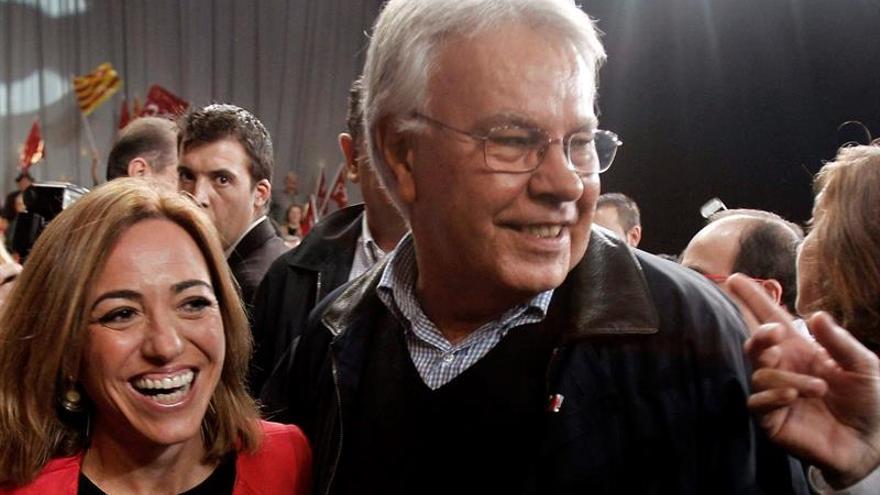 Felipe González dice que Chacón dejará hueco y elogia su lucha por justicia social