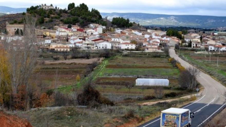 Ribatajada, un pequeño pueblo de Cuenca en una de las áreas despobladas de España