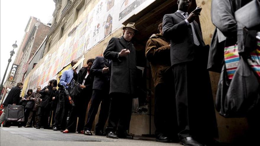 El índice de desempleo en Estados Unidos bajó al 5 por ciento en octubre