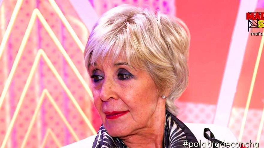"Concha Velasco recordó en Telecinco a Paco Marsó: ""Todavía forma parte de mi vida"""