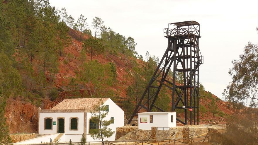 El Parque Minero de Riotinto recupera las visitas a Peña de Hierro tras el incendio y ofrece varias rutas