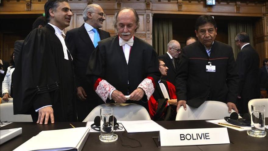 """La CJI da a conocer respuestas de Chile y Bolivia sobre """"acceso soberano mar"""""""