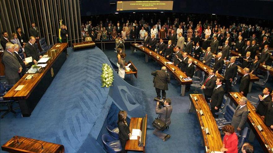 El Congreso mantiene el veto de Rousseff a las donaciones de las empresas a las campañas
