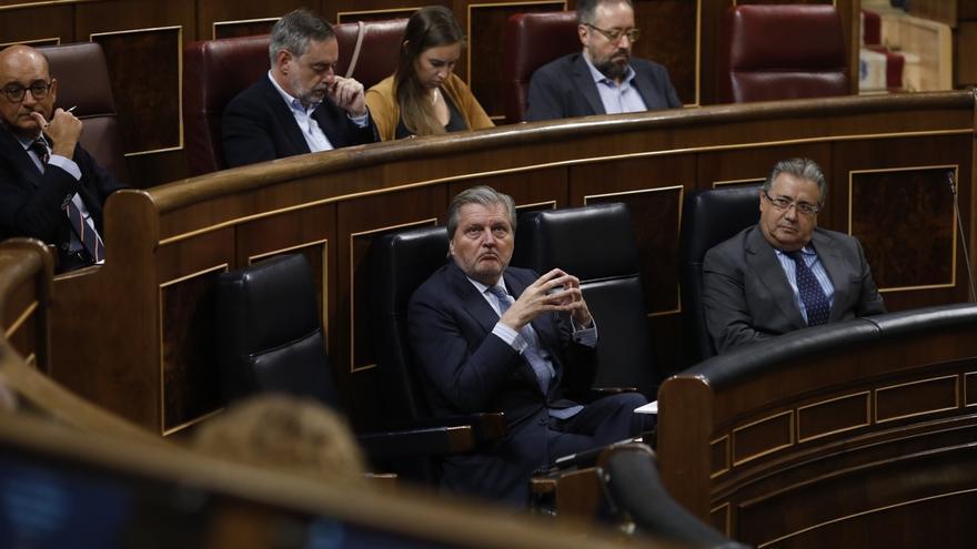 """El Gobierno acusa al independentismo de buscar en la calle una """"legitimidad que no tiene"""""""