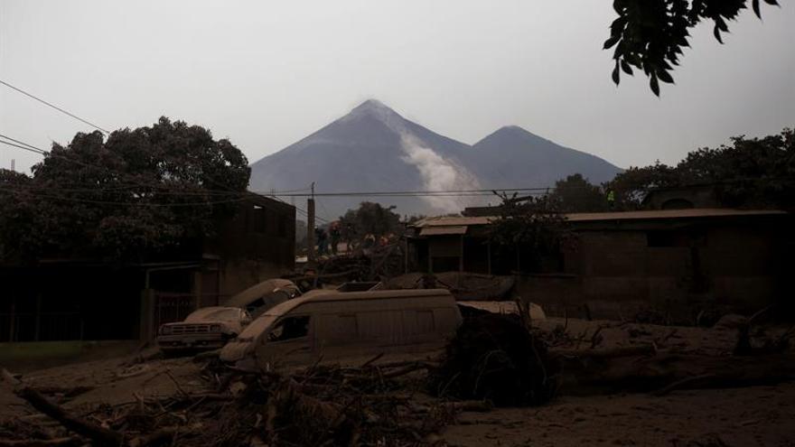 """Canadá ofrece sus """"profundas condolencias"""" a Guatemala por la erupción volcánica"""