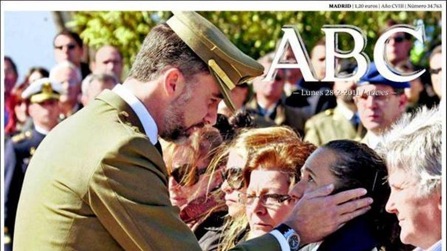 De las portadas del día (28/02/2011) #6