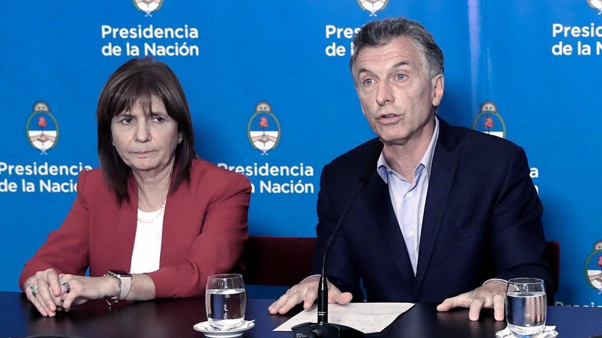 Macri y Bullrich, imputados por el armamento enviado a Bolivia.