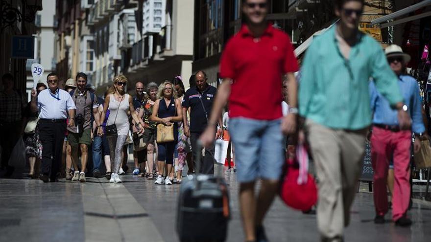 El turismo en Málaga supera los viajeros de 2016 tras crecer un 13 % en octubre