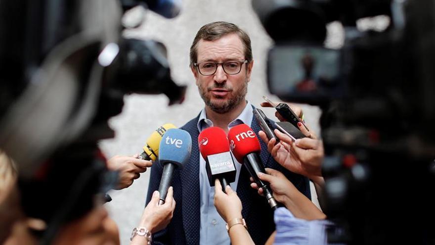 """Maroto: Rajoy tratará de aclarar """"todo lo que esté en su mano"""" sobre Gürtel"""