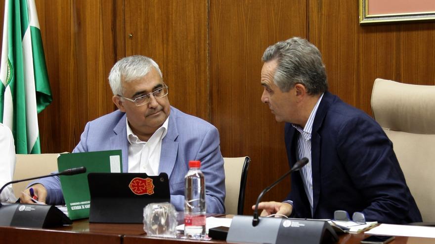 """Arellano advierte de que """"con el Fondo de Cohesión se tardarían 1.000 años en alcanzar la..."""