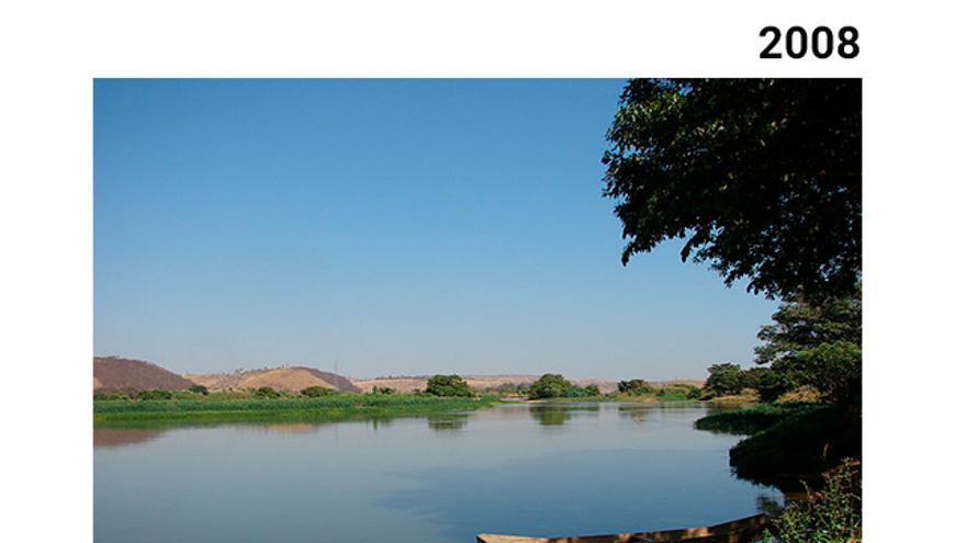 Río Doce, destruido en solo siete años \ Eurico Zimbres / Romerito Pontes (Licencia CC)