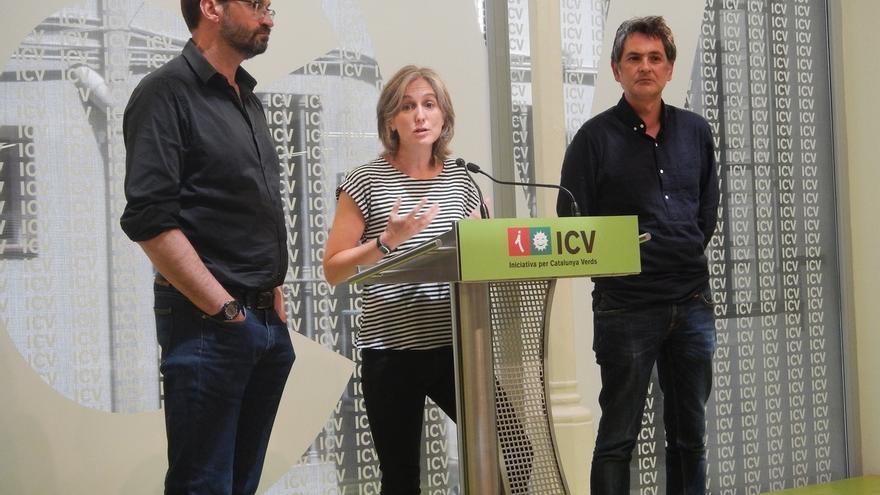 Herrera (ICV) apuesta por repetir la confluencia de partidos para el 27S