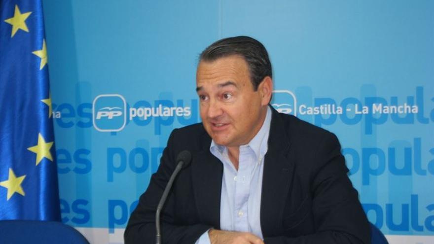 Agustín Conde, diputado en el Congreso y ex-alcalde de Toledo / Foto: Europa Press
