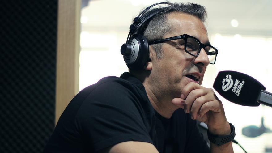 Andreu Buenafuente en Carne Cruda 2 - Álvaro Vega