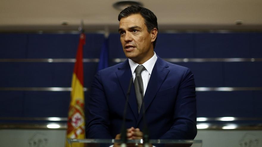 Los socialistas europeos apoyan al PSOE en su rechazo a Rajoy