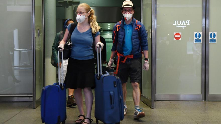 La situación epidémica en Francia amenaza con más restricciones a los viajes