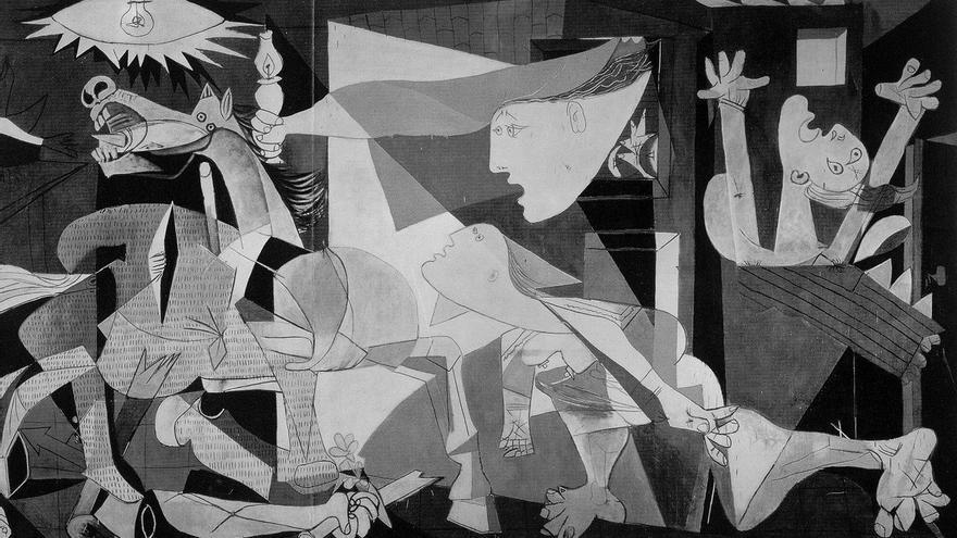 Parlamento vasco pide el traslado del 'Guernica' de Picasso a Euskadi
