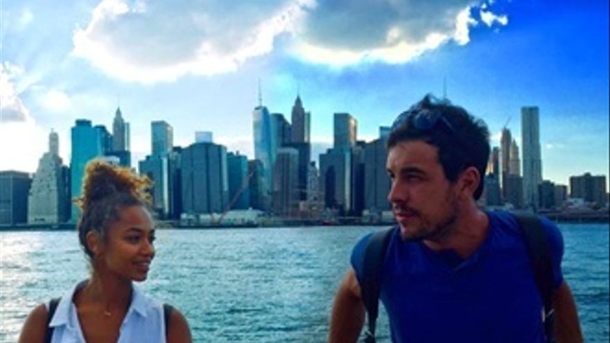 La escapada de Mario Casas y Berta Vázquez a Nueva York