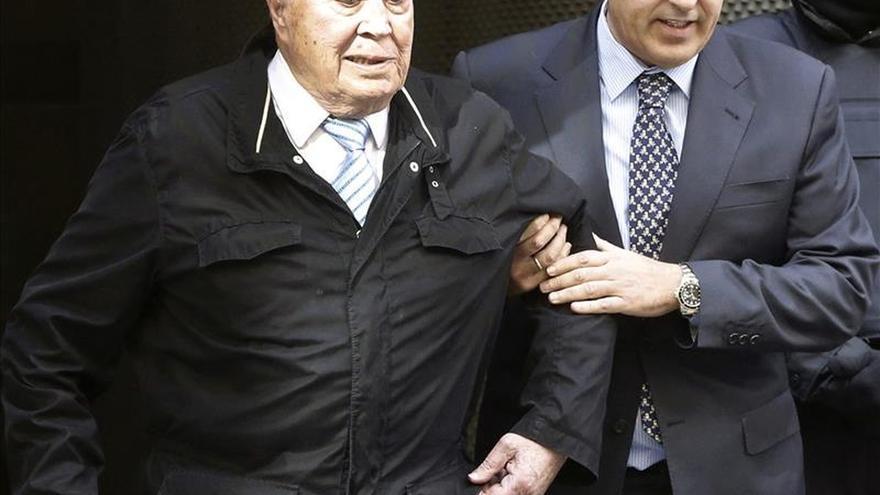 El extesorero del PP Álvaro Lapuerta recibe el alta tras sufrir una angina de pecho