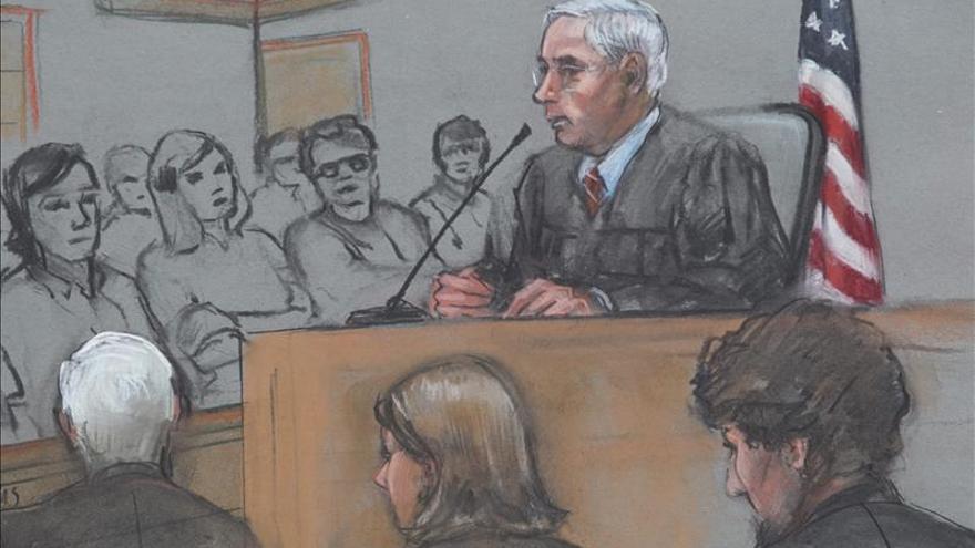 El jurado del atentado de la Maratón de Boston inicia el segundo día de deliberaciones
