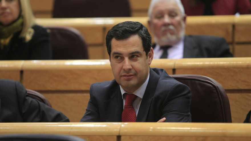 """El presidente del PP andaluz prevé que los cabezas de lista se conozcan """"mañana o pasado"""""""