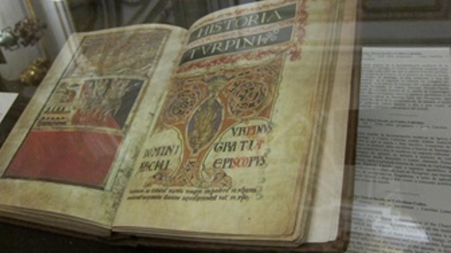 Reproducción Del Códice Calixtino