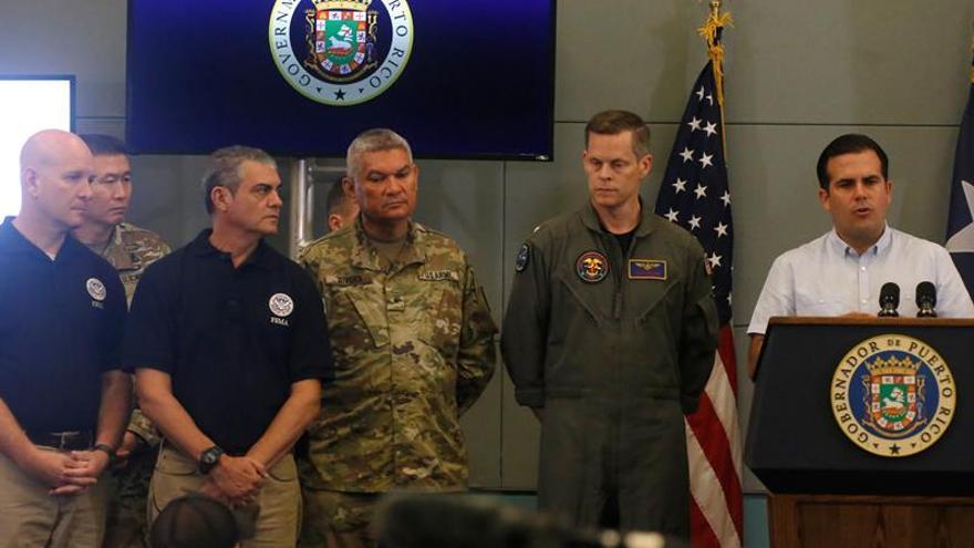 El Ejército de EE.UU. refuerza su presencia en Puerto Rico para la reconstrucción