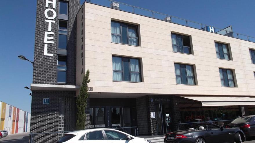 Hotel Río Ortega en Valladolid