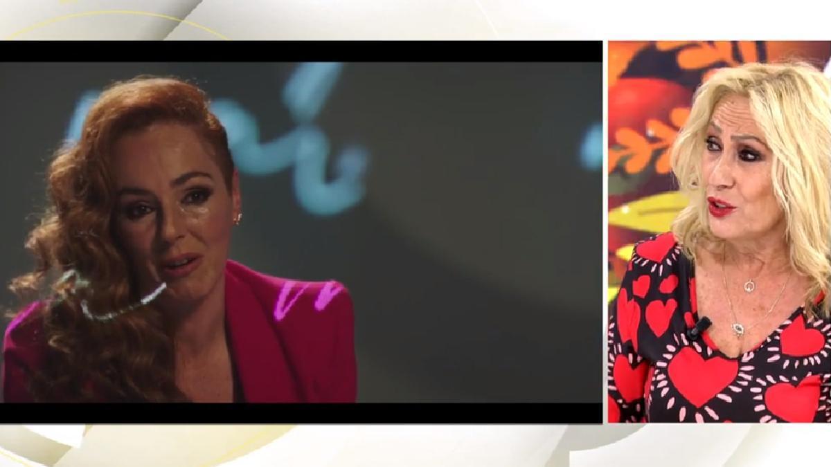 Rosa Benito habla de 'En el nombre del Rocío'