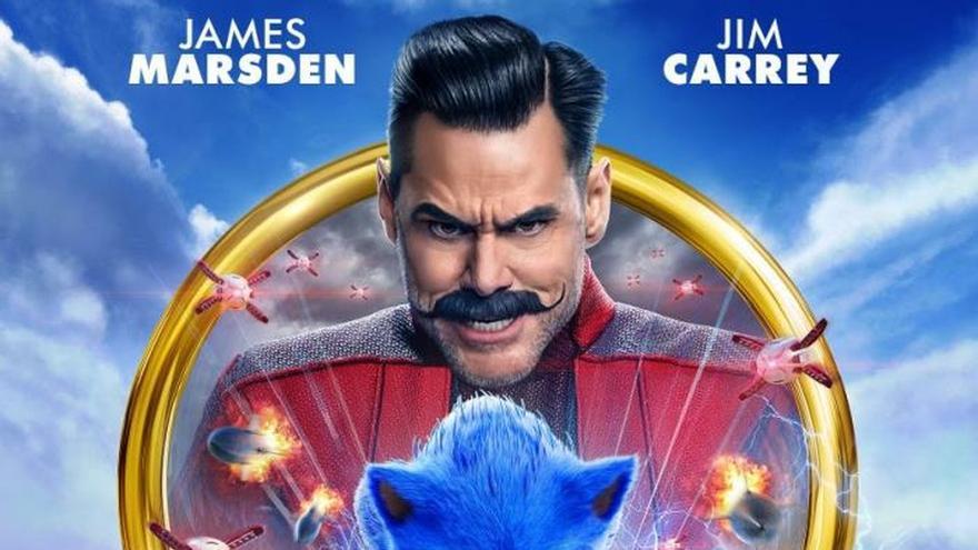 Paramount presenta un nuevo Sonic, más parecido al original