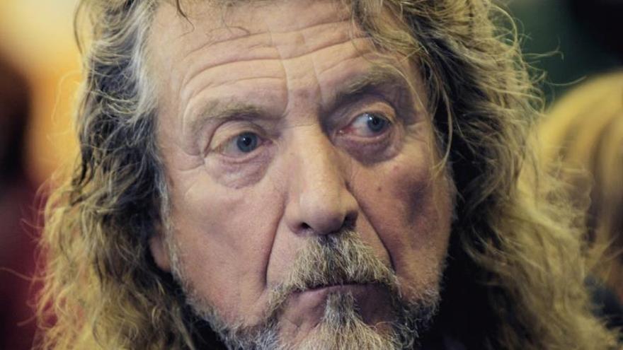 Robert Plant, exvocalista de Led Zeppelin, ofrecerá un concierto en Málaga