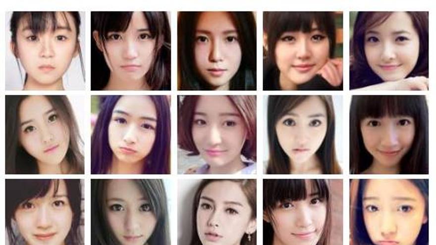 Este software juzga a las personas según sus rasgos faciales