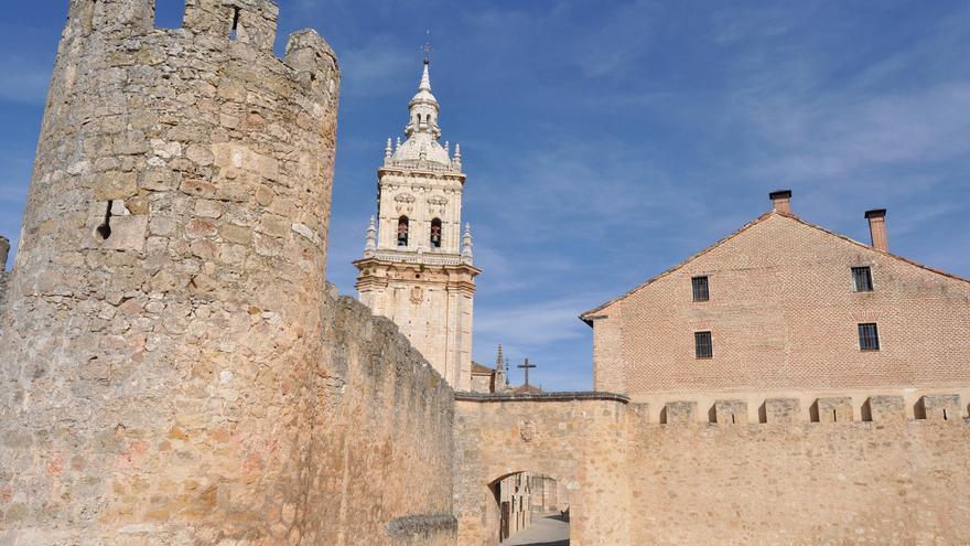 Murallas de Burgo de Osma. Luis Rogelio HM