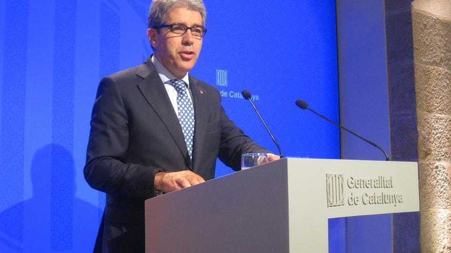 """Homs ve """"ridículo"""" que el Gobierno persiga símbolos democráticos como la 'estelada'"""