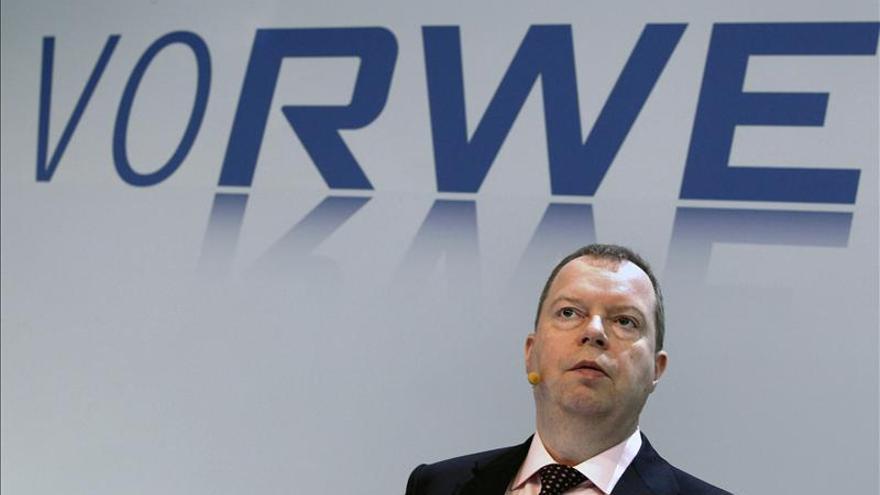 RWE anuncia que recortará 6.750 empleos hasta 2016, el 10 por ciento de la plantilla