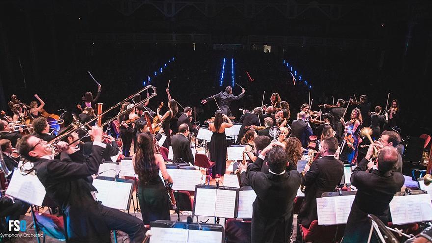 El Auditorio regional recibe a la Film Symphony Orchestra con el primer concierto de su gran homenaje a John Williams