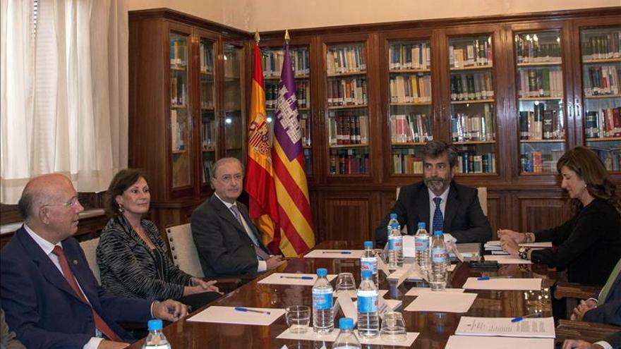 Lesmes convoca a la vocal Pigem en relación con un dinero traído de Andorra